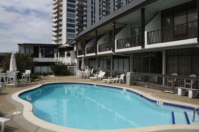 Virginia Beach Vacation Rental Oceans II  #202 - 4005 Atlantic Ave.